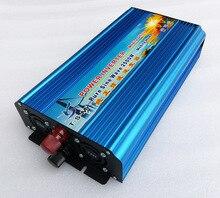 цена на digital display 2500W DC48V TO AC110V 60HZ Pure Sine Wave power Inverter
