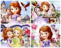 2017 Unisex Jouet Enfant Offer Juguetes 1pcs Jigsaw Puzzles For Children Kids Toys Sofia Princess Common For Baby Eduional