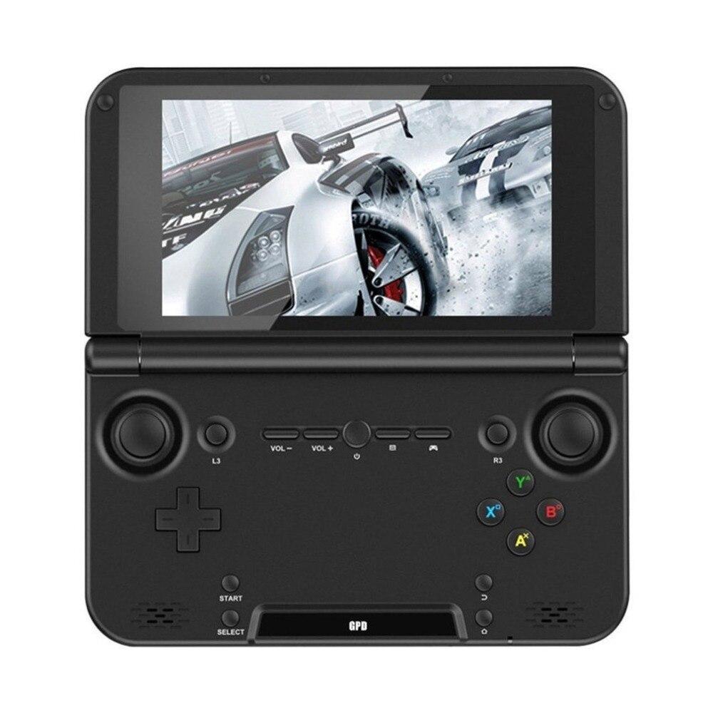 Portable Taille GPD XD PLUS 5 Pouces Joueur de Jeu Gamepad 4 GB/32 GB MTK8176 2.1 GHz console de jeu Portable Jeu lecteur
