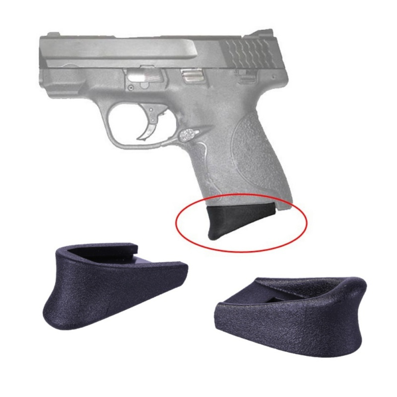 Magorui Grip Extension For S&W M&P 9mm & .40 CAL Shield Hunting Outdoor