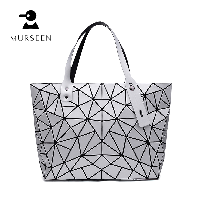 c401ef0556 2017 Women Shoulder Bags Bao Bag Female Folded Geometric Women Messenger  Bags Fashion Casual Tote Women ...