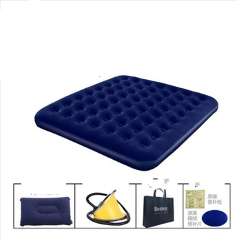 Outdoor Inflatable Mattress Home Car Lazy Air Sofa Cushion Tent Bedroom Flat