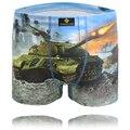 Impressão 3D dos desenhos animados tanque de guerra de algodão homens cuecas sensuais homens cuecas Boxers algodão Boxer Shorts Underwear
