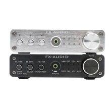 цена на Portable Headphone Amplifier FX Audio D302PRO Hifi Digital Power Stereo Amplifier Board 20Wx2 USB Coaxial Optical AUX Mini Amp