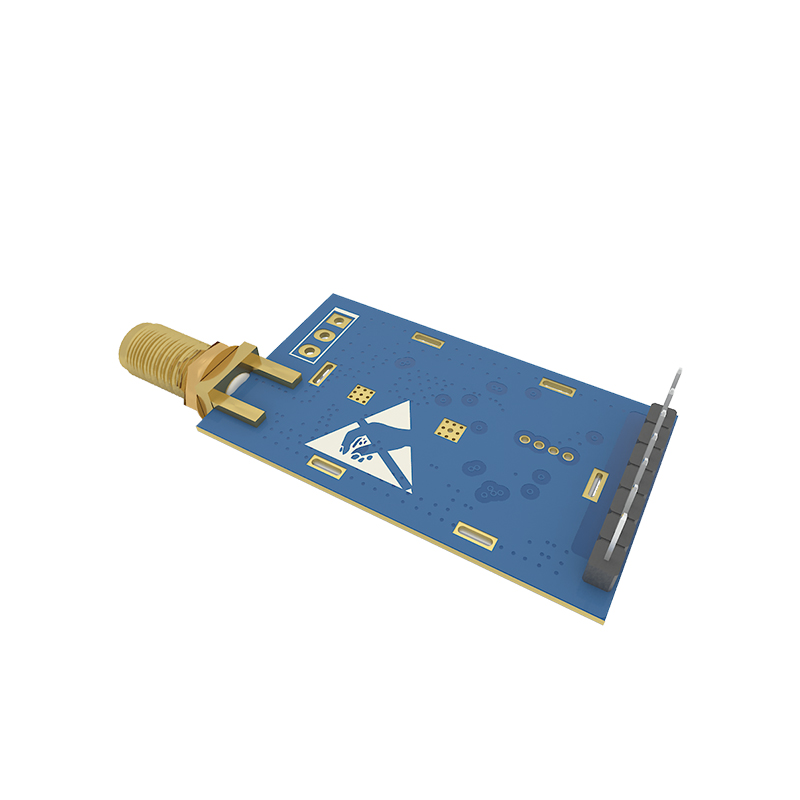 Image 4 - E34 2G4H20D nRF24L01 2.4G Automatic frequency hopping Long Range Wireless Transceiver Module Automatic Retransmit-in Fixed Wireless Terminals from Cellphones & Telecommunications