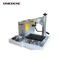 Easy operation 20W 30W 50W fiber laser marking machine