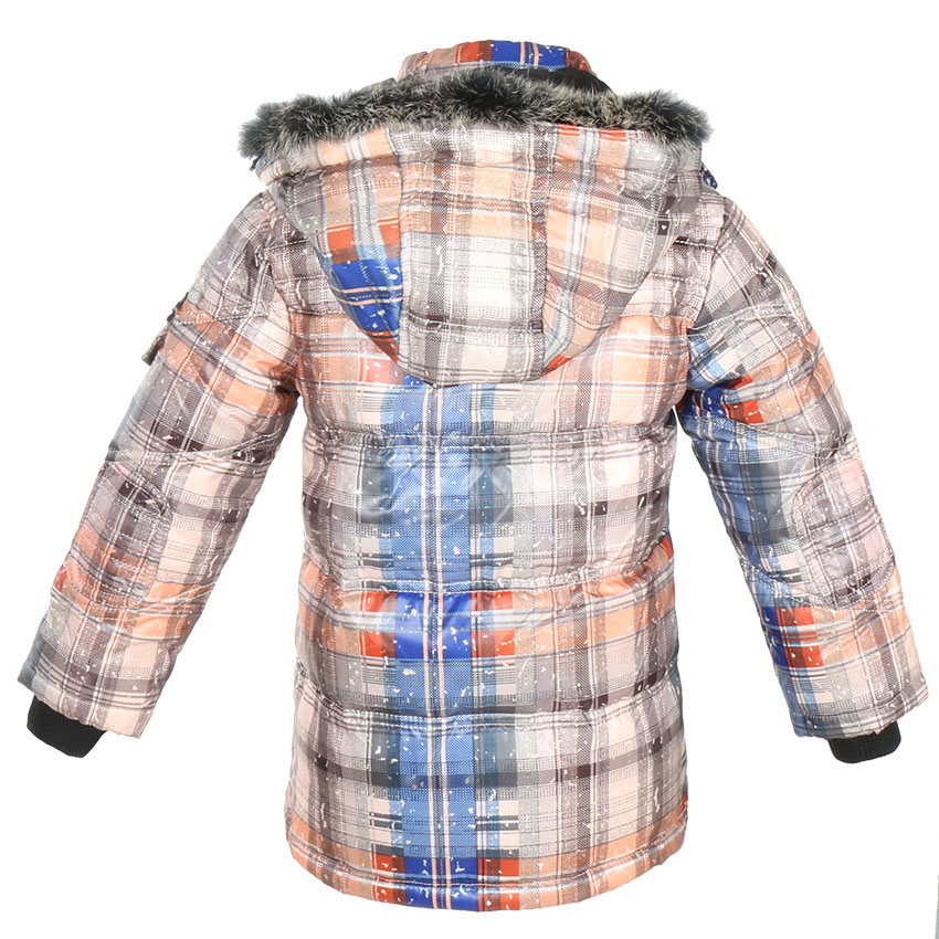 Duck down jaket for boys DJ5A016-D2
