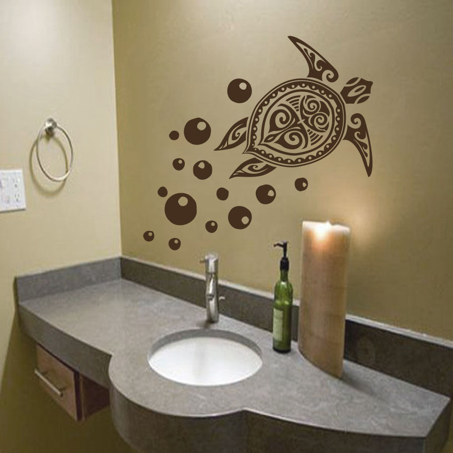 turtle bathroom decor ~ dact