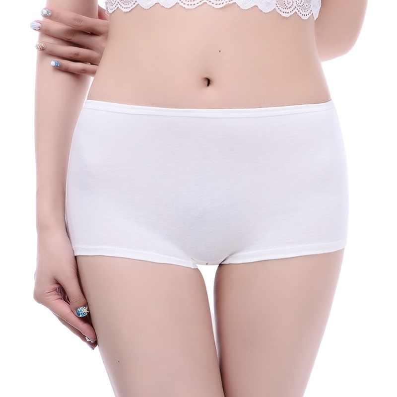 Innsly Boyshort Mulheres Calças Curtas de Segurança do Sexo Feminino Calcinha Boxer De Algodão Macio Ladies Underwear Mulheres Briefs Feminino Lingerie Tamanho EUA