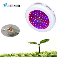LED Plant Grow Light Full Spectrum 720W UFO II 380 730lm 72LEDs Greenhouse Plant Grow Light For Indoor Flower Bloom Hydroponic
