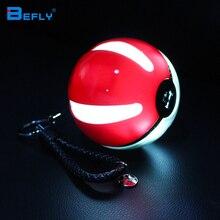 Befly 2016 Venta Caliente: Para Pokemon Bola Vaya 10000mA Banco de Potencia Chager Con Luz LED Para Mejores Juegos de Pokemon Ir AR calidad