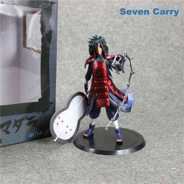 Anime Naruto Figure Uchiha Madara PVC Action Figures Collectible Model Toys Gift CSHC4