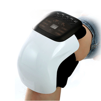 1pcs Smart Knee Massager Pain Relief Acupuncture Rheumatic Instrument Infrared Heated Vibration Therapy Osteoarthritis Arthritis