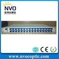 """FTTH 19 """"para Montagem Em Rack de Fibra Óptica 1*32 PLC Splitter com SC/UPC Connector"""