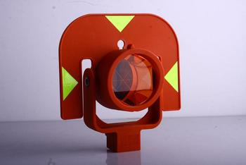 Replace Gpr111 Red Color Prism For  Leica Total  Stations mini prism with 4 poles replace leica gmp111