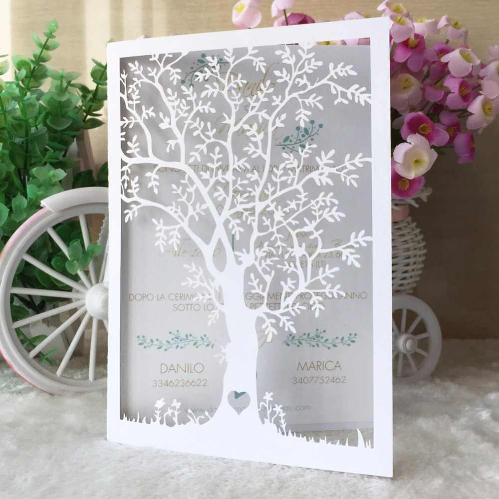12pcs Personalized custom 80th Birthday life tree Adult 30th 40th 50th 60th  70th 90th Birthday Invites party decoration supplier|birthday invitations  custom|decorative decorativedecoration party - AliExpress