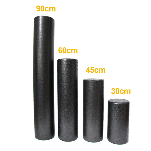 Foam Roller Yoga Fitness Massage Roller Yoga Block(30/45/60/90cm)