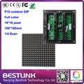 P10 DIP открытый 16 * 16 пикселей из светодиодов жк-модуль 160 * 160 мм из светодиодов щитовые открытый rgb из светодиодов видео экран из светодиодов программируемый знак