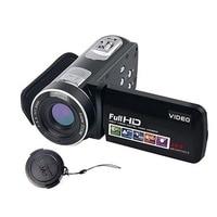 HOT Portable 1920 x 1080 Full HD Night Vision 3.0 Inch 24MP LCD Screen 18X Zoom Digital Video Camera Camcorder Mini DV