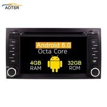 7 «Android 8,0 автомобиль CD/DVD плеер стерео головное устройство для Seat Leon 2012 2013 2014 2015 2017 2016 gps навигации радио остроумие 8 core