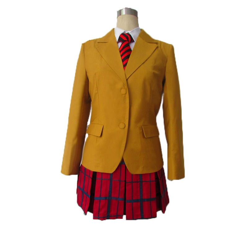 Koi suru Bou-kun Love Tyrant Akane Hiyama Akane School Uniform Dress Cosplay Costume