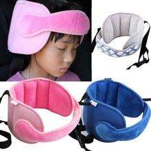 Безопасное детское сидение головы поддержка подушки для сна дети мальчик девочка шеи прогулочная коляска мягкая подушка позиционеры сна для малышей