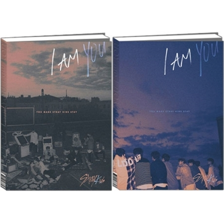 [MYKPOP]~100% OFFICIAL ORIGINAL~ STRAY KIDS MINI #3 I AM YOU, Album Set CD - SA19061507