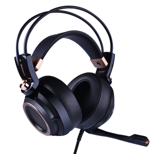Image 2 - Somic Upgrade G941 Active Noise Cancelling 7.1 Virtual Surround Sound USB Gaming Headset with Mic Vibrating for PC Laptop