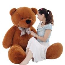 100 Giant Classic Teddy Bear Plush Toy Stuffed Ted Cheap Pirce Big Embrace Bear Doll Lovers/Girls Gifts Birthday gift
