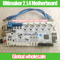 3D printer accessories Ultimaker v2.1.1 v2.1.4 Dashboard / Ultimaker 2 generation motherboard for 3D printers