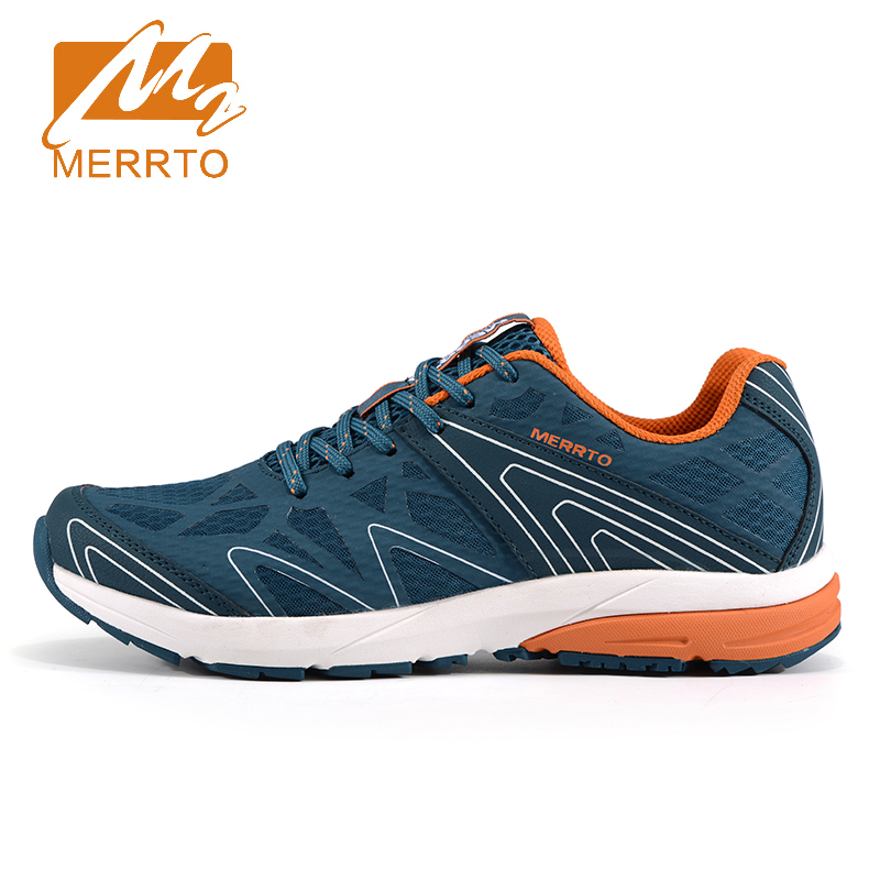 Merrto Mens Trail Running Shoes Breathable Mesh Outdoor Sports Shoes Light Weight Travel Shoes Sneaker Men Shoes