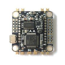 F4 sterowanie lotem Betaflight F4 PDB STM32 zintegrowany kontroler lotu 5V BEC dla gadów Martian II 220mm QAV X 214 Drone