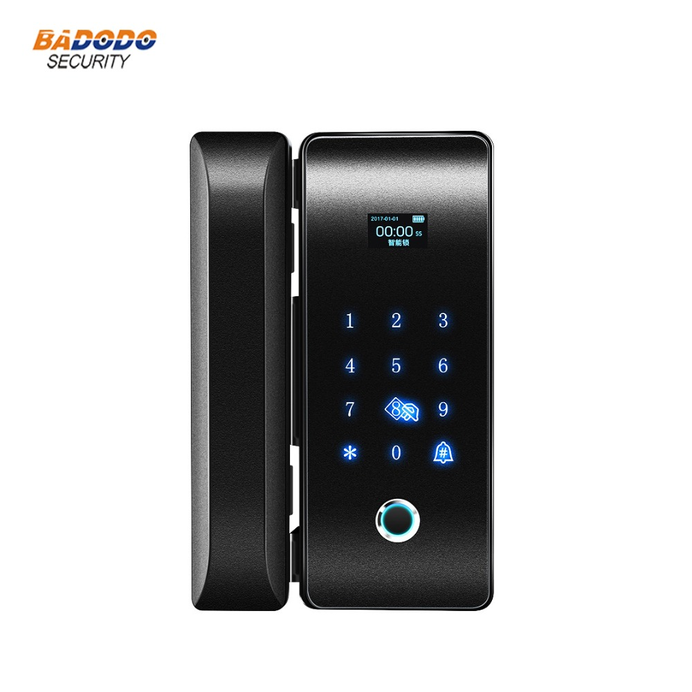 Smart Fingerprint Lock Biometric Door Lock IC Card