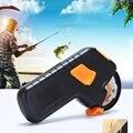 Автоматическая намотка для рыбалки портативное ручное электрическое крепление на крючках на батарейках