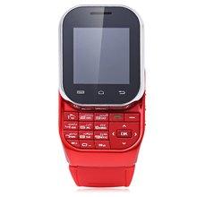 """Kenxinda W1 smartwatch 1,44 """"IPS LCD Bluetooth 3,0 Slide Bildschirm Tastatur Stil Telefon mit kopfhörer"""