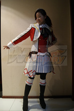 купить Love Live! Rin Hoshizora Cosplay Costume по цене 3299.25 рублей