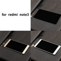 LCD Screen For Xiaomi Redmi Note 3 Soft Key Backlight Replace LCDs Display Touch Screen For