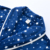 Europeu estilo Americano série Flanela casal camisola novas mulheres/homens inverno Roupões robe Longo-manga roupas Casa