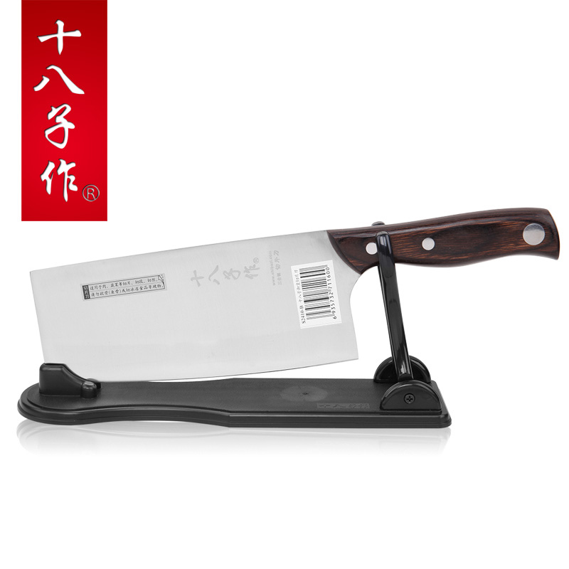 4Cr13Mov stainless steel kitchen font b knife b font you can cut the bones meat slice