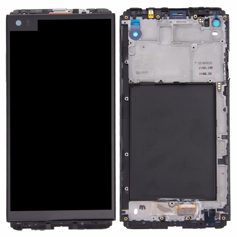 iPartsBuy LCD Screen and Digitizer Full Assembly with Frame for LG V20iPartsBuy LCD Screen and Digitizer Full Assembly with Frame for LG V20