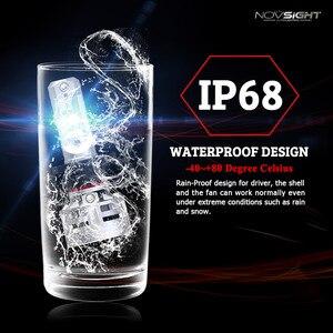 Image 4 - Novsight H7 LED H4 led H11 H8 HB3 9005 HB4 9006 LED Autokoplampen 60W 10000LM Autokoplampen Mistlampen 12V 24V