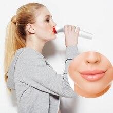 Автоматический губ Plumper Электрический губ Enhancer умный спущенный дизайн губ приспособление для увеличения