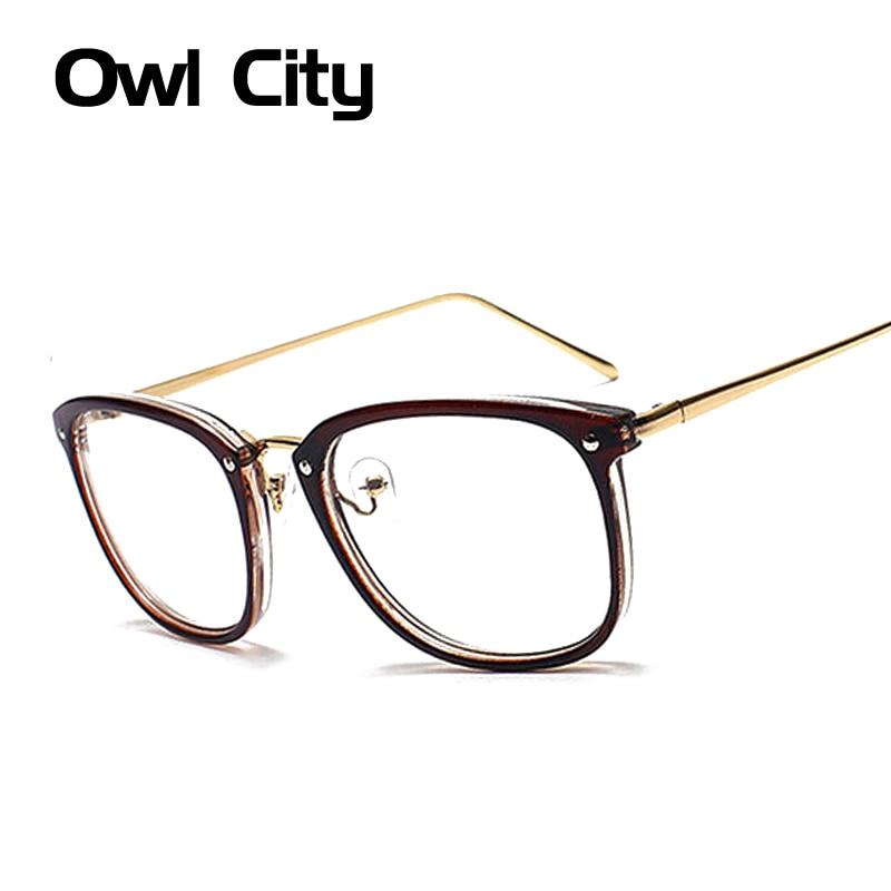 4b6a123b8b Brand Design Vintage Grade Eyewear Frames optical frame eye glasses frames  for Women Men Male Eyeglass