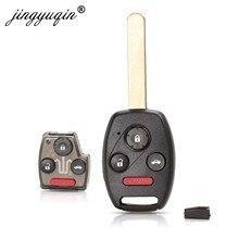 Jingyuqin – télécommande sans clé, 5x313.8Mhz, 2003 boutons, pour voiture Honda Accord 2007 – 3/4 Odyssey 05-10 ID46