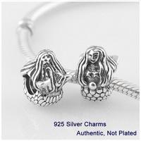 Compatible avec pandora bijoux bracelets 100% 925 sterling argent d'origine perles faire authentique rapunzel charmes femmes ckk