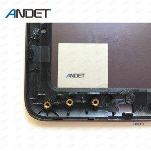 Image 3 - Новый оригинальный ЖК экран для Lenovo Ideapad Z570 Z575, задняя крышка, задняя крышка 60.4M436.001
