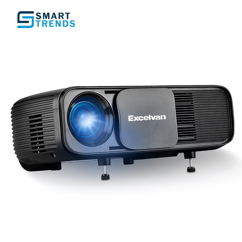Excelvan Cl720 Full Hd Home Theater Projector 3000 Lumen: Excelvan CL760 Projector HD LCD LED 3200 Lumens 1080P
