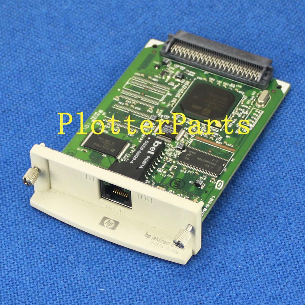 J6057A J6057AR J6057-61001 J6057-69001 Jetdirect 615N Original Used plotter part