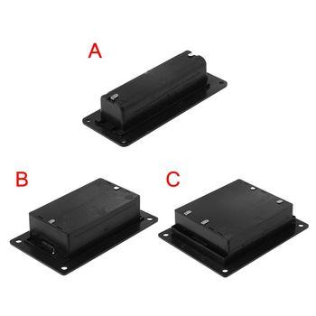 18650 Li-ion pojemnik na baterie baterie komórkowe schowek pojemnik plastikowe akcesoria DIY pojemnik na baterie tanie i dobre opinie OOTDTY Przechowywanie akumulatora box Battery Case