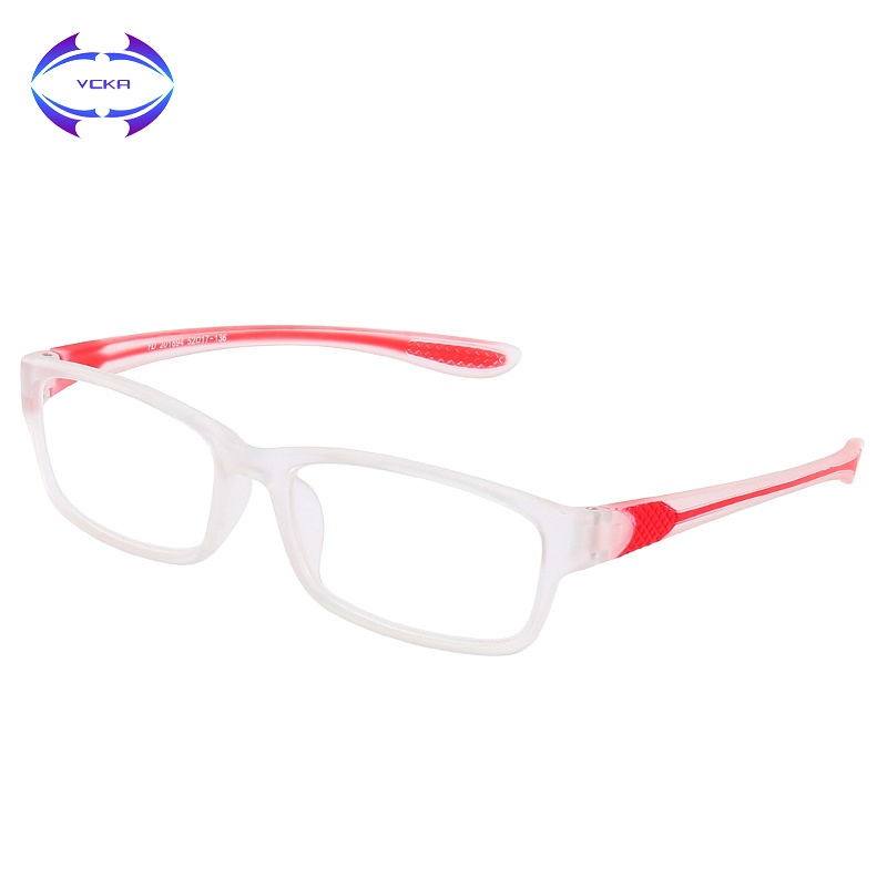 a3baf4e0db5f VCKA Reading Glasses Women Men Unbreakable Resin Eyeglasses Flower Colors  Temple Presbyopic Eyeglasses 1.5 2.5 3.5